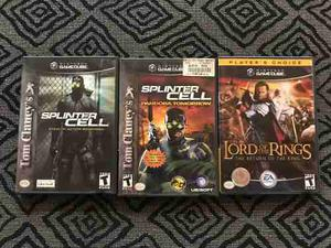 Splinter Cell Sar, Splinter Cell Pt Y The Lord Of The Ring