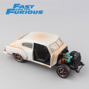Carro Colección Dom's Chevy Fleetline Rápido Y Furioso