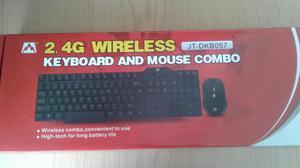 ¡Combo Teclado Mouse inalambrico!