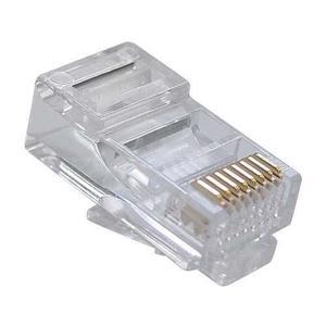 Conector De Red Rj45 Cat 6 Bolsa X 100unidades