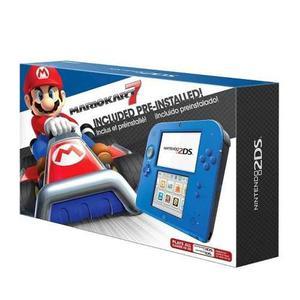Consola Nintendo 2ds Mario Kart 7