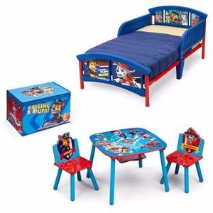 Disney Nick Jr. Paw,cuarto De Bebe De Delta Children,set