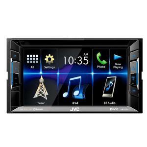 Radio para Carro JVC KWV230BT 10/10 - Zarzal