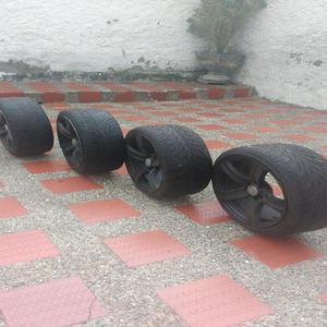 Rines con Llantas a Media Vida 17 40 205 - Medellín