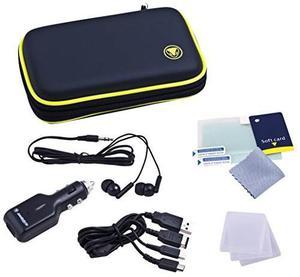 Snakebyte Travel: Pack 3ds Xl - Kit De Accesorios - Para...