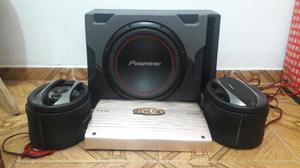 Super Promoción de Sonido para Carro - Bucaramanga