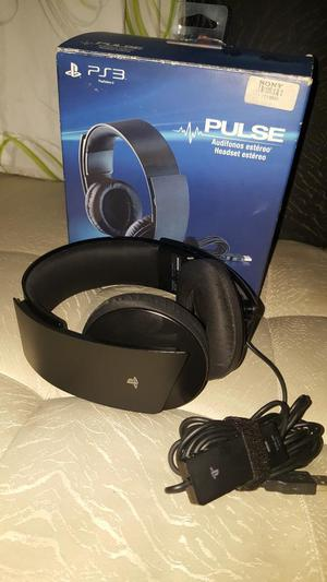 Audifonos Sony Pulse Ps3 Ps4 Pc