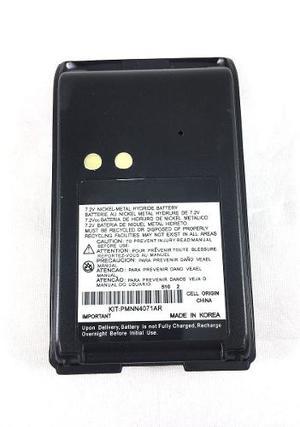 Bateria Para Radio Portatil Motorola Mag One A8
