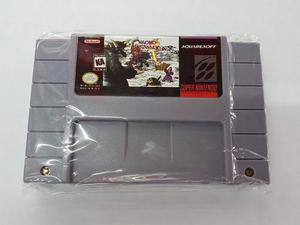 Chrono Trigger Super Nintendo Nuevo Version Usa Generico