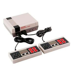 Consola Mini Retro 2 Controles Mas De 500 Juegos