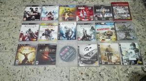 Remate Juegos Ps3