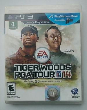 Tiger Woods Pga tour ps3 playstation 3