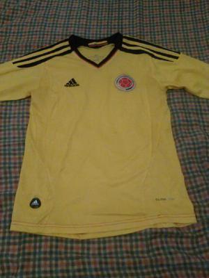 Vendo Camiseta de Colombia Talla S Usada - Bogotá