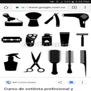 Busco Estilista Integral con Experiencia - Bogotá