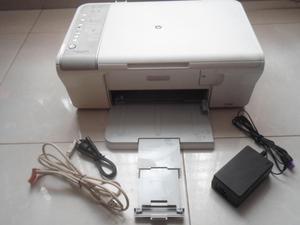 Impresora Hp Deskjet F All inone