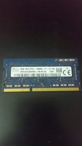 Memoria Ddr3 4gb Para Portatil