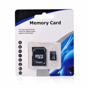 Memoria Micro Sd 128 Gb Clase 10 + Adaptador