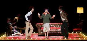Profesor de Teatro - Soledad