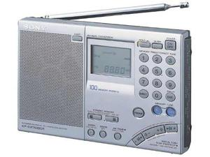 Radio Multibandas Receptor Sony Icf-swgr Compacto.
