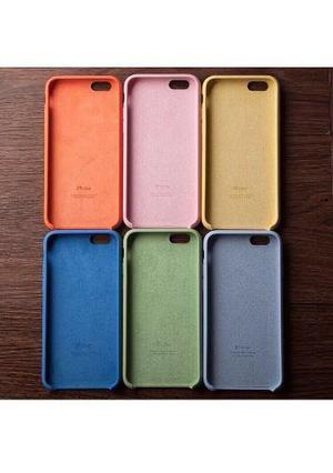 Silicone Case Iphone 6/6plus/7/7plus/8/8plus +vidrio