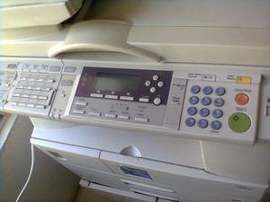 vendo fotocopiadora ricoh D para reparacion o repuesto