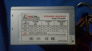 vendo o cambio fuente de poder PC ATX 600w