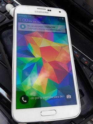Samsung Galaxy S5 como nuevo 10 de 10
