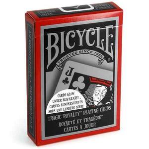 Bicycle Tragic Royalty Mazo De Cartas De Poker