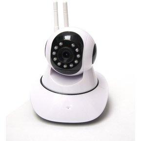 Camara De Seguridad Wifi Smart Net Graba Y Gira En Tiempo