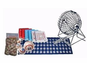 Kit De Bingo Para Tu Familia O Tu Negocio ¡¡envio Gratis!!