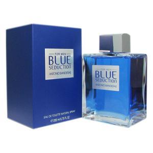 PERFUME LOCION BLUE SEDUCTION DE ANTONIO BANDERAS PARA