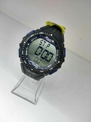 Reloj Qyq Negro Digital Sumergible