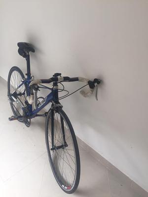 Bicicleta de ruta Gw talla S en aluminio