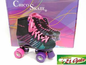 Patin 4 Llantas Chicos Skate