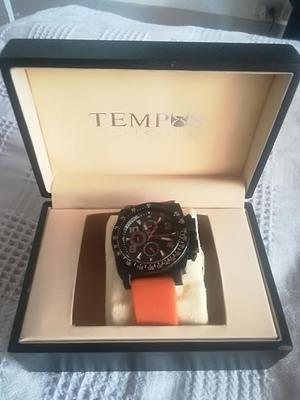 Reloj Tempus Original Como Nuevo