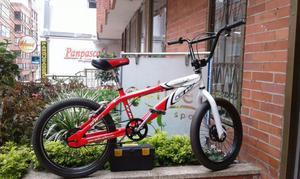 Se vende bicicleta cross en perfecto estado. Bogotá
