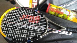 raquetas tenis de colección