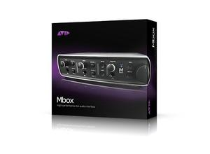Avid Mbox3 - Interface De Audio Profesional