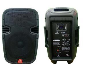Cabina Parlante Sonido Recargable 8 Bluetooth Usb Control