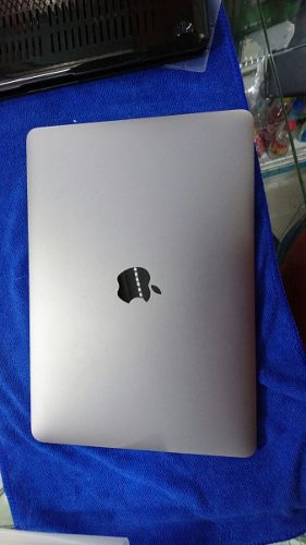 Macbook ) Retina Silver Core M 8gb Ram 256gb Solido