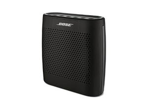Parlante Bose Soundlink Bluetooth Recargable Negro Portatil