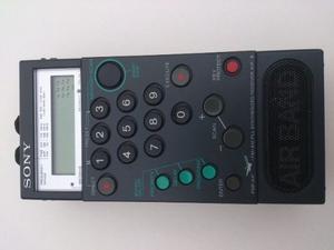 Radio Sony Icf-multibandas-psb / Aire / Fm / Am / Lw / Mw /