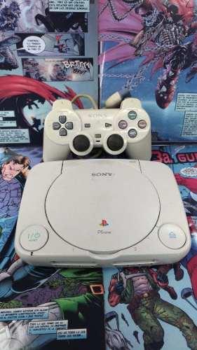 Consola Ps One 1 Control Original 10 Juegos Escogidos