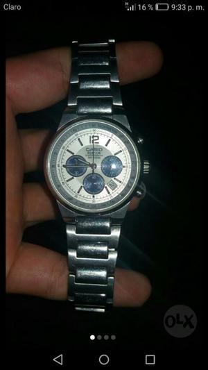 Reloj Casio Edifice Ef500 Vendo O Cambio