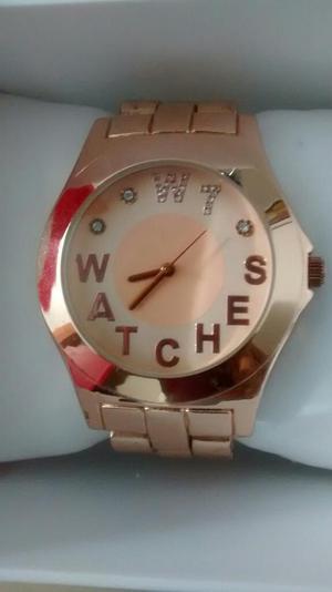 Reloj Color Oro Rosa