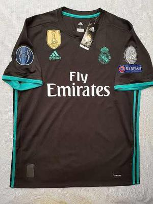 Camiseta De Fútbol Real Madrid Cf Temporada
