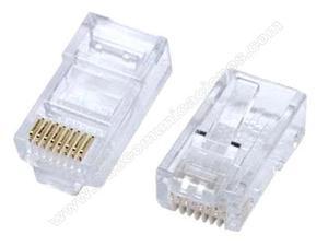 Conectores RJ45 cat.5e Rf G2