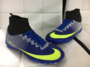 Guayos Nike Mercurial Superfly Cr7 Fútbol 5 Edicion