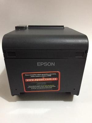 Impresora Termica Epson TM T20II