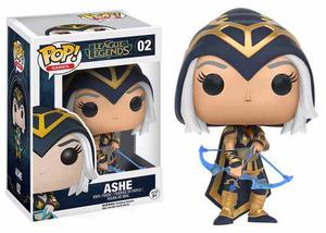 League Of Legends Ashe Figura Funko Pop
